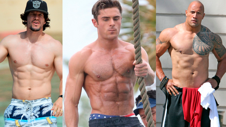 The 15 Fittest Male Celebrities