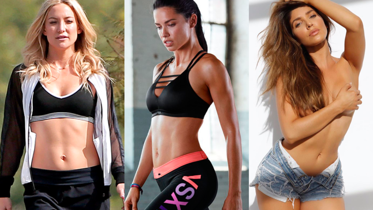 The 15 Fittest Female Celebrities