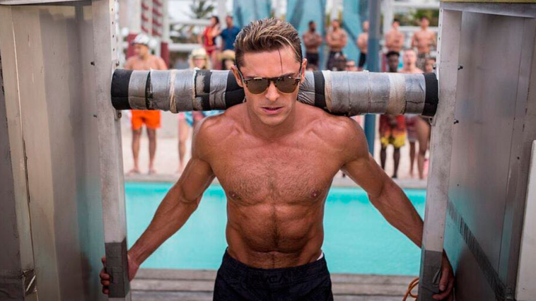 Zac Efron's workout more intense than you imagined