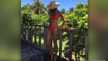 Elle Macpherson, how can I still look like that at 53?