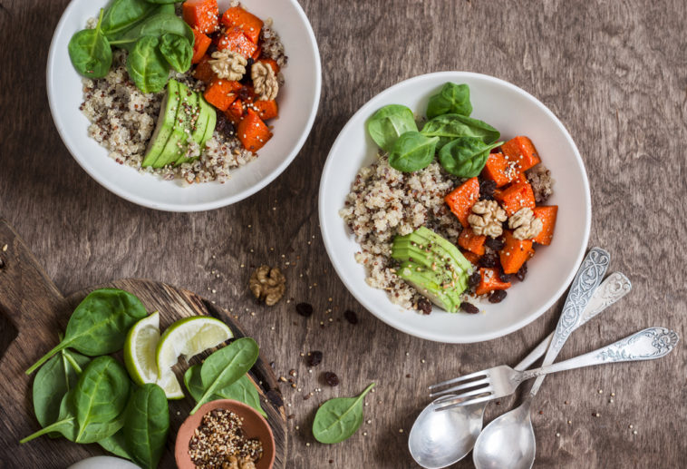 Quinoa Sweet Pepper Salad