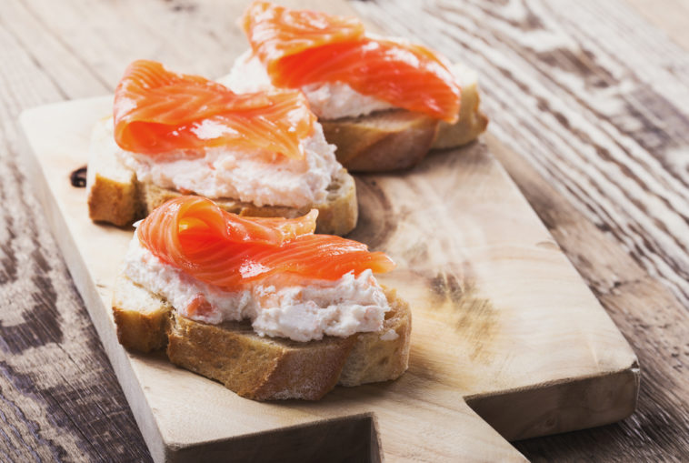 Salmon Bread